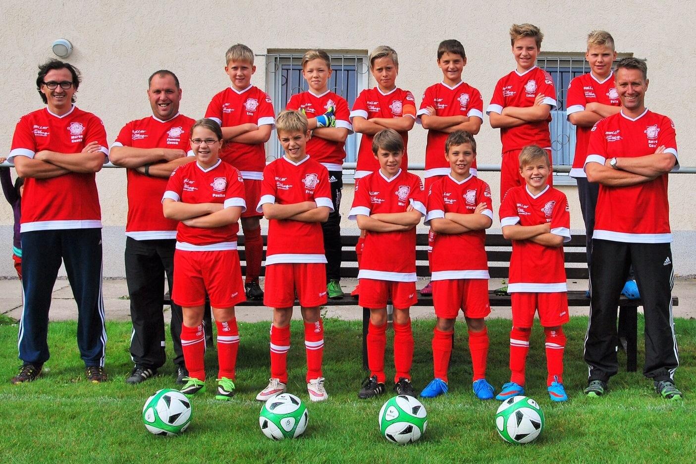 D-Junioren 2015 16
