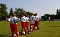 Fussball-Nachwuchstag in Oberweissbach