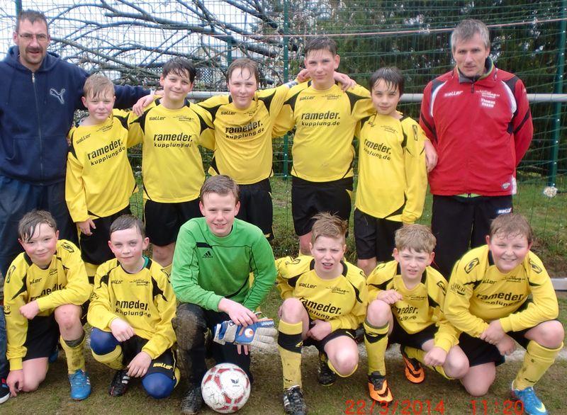D-Junioren 2013/2014