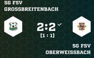 KOL 2018/19: SG FSV Großbreitenbach 1. - SG 1.