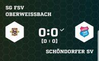 KOL 2018/19: SG 1 – Schöndorfer SV