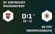 KOL 2018/19: SV Eintracht Wickerstedt - SG 1.