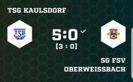 KOL 2018/19: TSG Kaulsdorf 1. - SG 1.