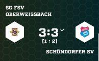 KOL 2019/20: SG 1. – Schöndorfer SV