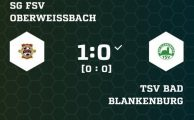 KOL 2019/20: SG 1. – TSV Bad Blankenburg