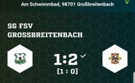 KOL 2019/20: SG FSV Großbreitenbach 1. - SG 1.