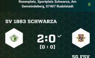 KOL 2019/20: SV 1883 Schwarza 1. – SG 1.
