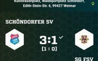 KOL 2019/20: Schöndorfer SV – SG 1.